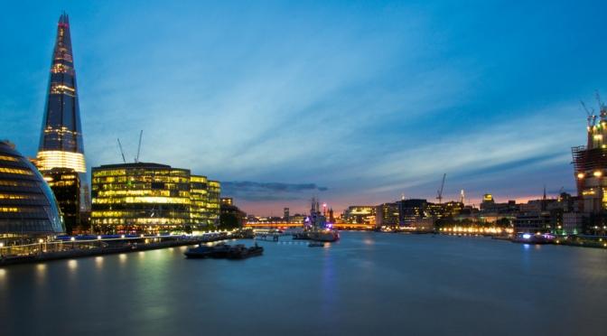 A little guide to London…plus a mini festival no less!